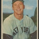 Retro Baseball Card, Mickey Mantle, 1954 Bowman #65