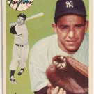 Retro Baseball Card, Yogi Berra 1954 Topps #50