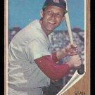 Retro Baseball Card, Stan Musial 1962 Topps #50