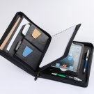 Black iPad mini 4 Business Portfolio Case with Notepad Holder for iPad mini 4 Business Carrying