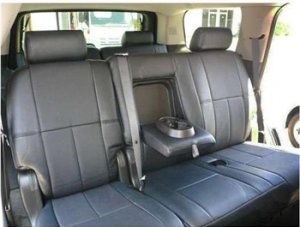 CLAZZIO SEAT COVER FOR  2007 CHEVY SILVERADO EXTEND CAB WITH CLOTH SEATS ONLY