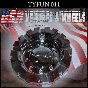 TYFUN 011 CAP    VELOCITY U2 TYFUN CAPS  PART #TJ05128/TW01101