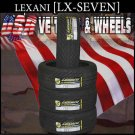 2453520 LEXANY TIRE LX SEVEN   W RATED      245/35/20