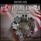 HOYO H2  CHROME CAP               PART#MCD8155YA02   VELOCITY U2  TYFUN