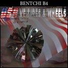 BENTCHI B4 CHROME CAP     VELOCITY BENTCHI  #C-151-1