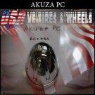 AKUZA Road Concepts Push thru Cap  Wheels     PANTHER  AKUZA  DEVINO CAPS