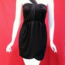 METROPARK Black One-Shoulder Mini Dress - Size Small