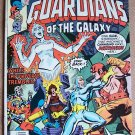 Guardians of the Galaxy Comic Book - No. 7 November 1976
