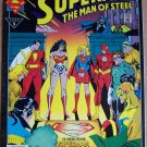 Superman The Man of Steel Comic Book - No. 20 - February 1993