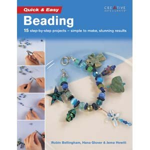 Quick & Easy Beading Softcover Book