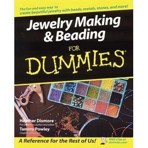 Jewelry Making & Beading for Dummies Softcover Book