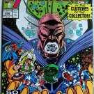 Avengers Comic Book - No. 339 - October 1991