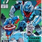Avengers Comic Book - No. 334 - July 1991