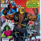 Avengers Comic Book - No. 331 - April 1991