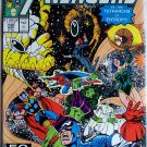 Avengers Comic Book - No. 330 - March 1991