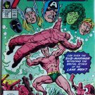 Avengers Comic Book - No. 306 - August 1989