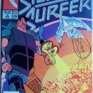 Silver Surfer Comic Book - No. 5 - November 1987