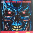 The Terminator Hunters and Killers Comic Book - No. 1 - March 1992
