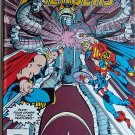 Avengers  Comic Book - Annual No. 19 - 1990