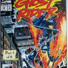 Ghost Rider Comic Book - No. 28 - August 1992