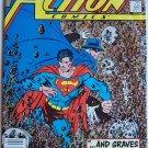 Action Comics Comic Book - No. 585 - February 1987