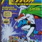Action Comics Comic Book - No. 596 - January 1988
