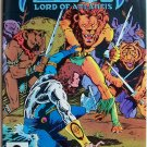 Arion Lord of Atlantis Comic Book - No. 16 - February 1984