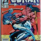Conan The Barbarian Comic Book - No. 168 - March 1985