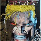 Cyber Force Comic Book - No. 4  July 1993