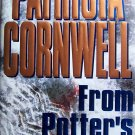 From Potter's Field by Patricia Cornwell Hardcover Book