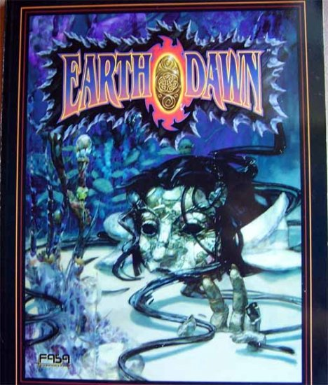 Earthdawn, the Age of Legend - Number 6001 Softcover Book