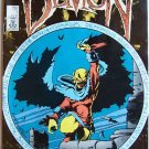 Demon Comic Book - No. 1 -Book 1 of 4 - January 1987