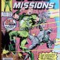 G.I. Joe Special Missions Comic Book - No. 1 - October 1986