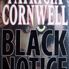 Black Notice by Patricia Cornwell Hardcover Book