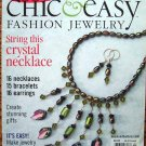 Chic & Easy Fashion Jewelry Magazine - December 2002 Special Issue 2