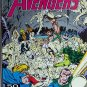 The Avengers Comic Book - Annual Volume 1 No. 20 - 1991