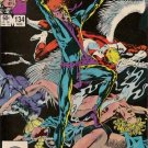 The New Defenders Comic Book - Volume 1 No. 134 - August 1984