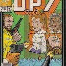 D.P.7 Comic Book - Volume 1 No. 8 - June 1987