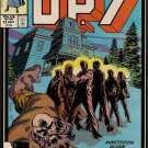 D.P.7 Comic Book - Volume 1 No. 11 - September 1987