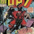 D.P.7 Comic Book - Volume 1 No. 13 - November 1987