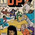 D.P.7 Comic Book - Volume 1 No. 14 - December 1987