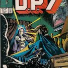 D.P.7 Comic Book - Volume 1 No. 15 - January 1988