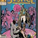 Justice Comic Book - Volume 1 No. 1 - November 1986