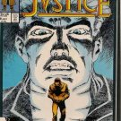 Justice Comic Book - Volume 1 No. 9 - July 1987