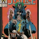 Justice Comic Book - Volume 1 No. 11 - September 1987