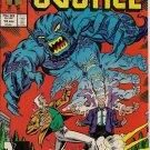 Justice Comic Book - Volume 1 No. 13 - November 1987