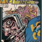 Kickers Inc. Comic Book - Volume 1 No. 8 - June 1987