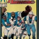 Kickers Inc. Comic Book - Volume 1 No. 9 - July 1987