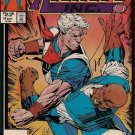 Kickers Inc. Comic Book - Volume 1 No. 11 - September 1987