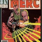 Mark Hazzard: Merc Comic Book - Volume 1 No. 1 - November 1986